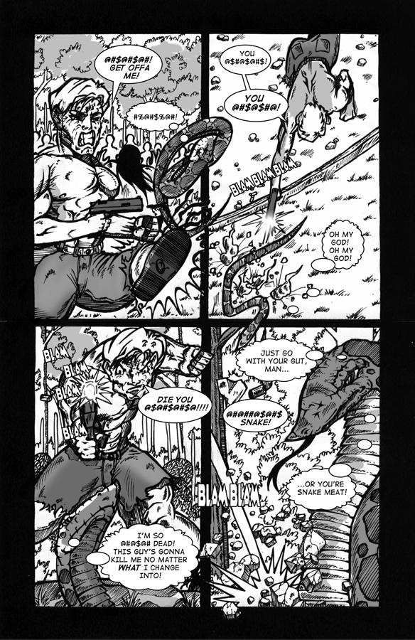 Manimal Instincts, page 7