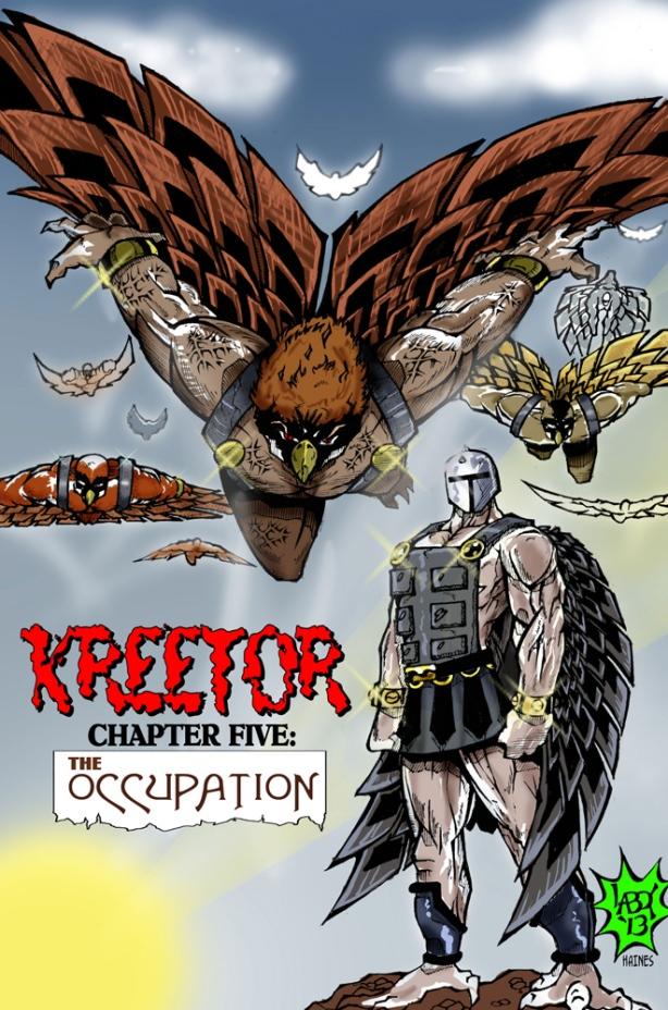 Kreetor5cover